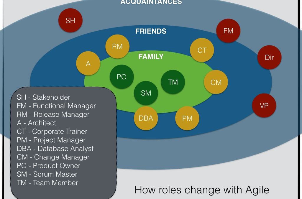 How Roles Change With Agile